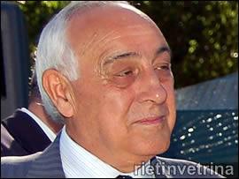 Il sindaco Giuseppe Emili