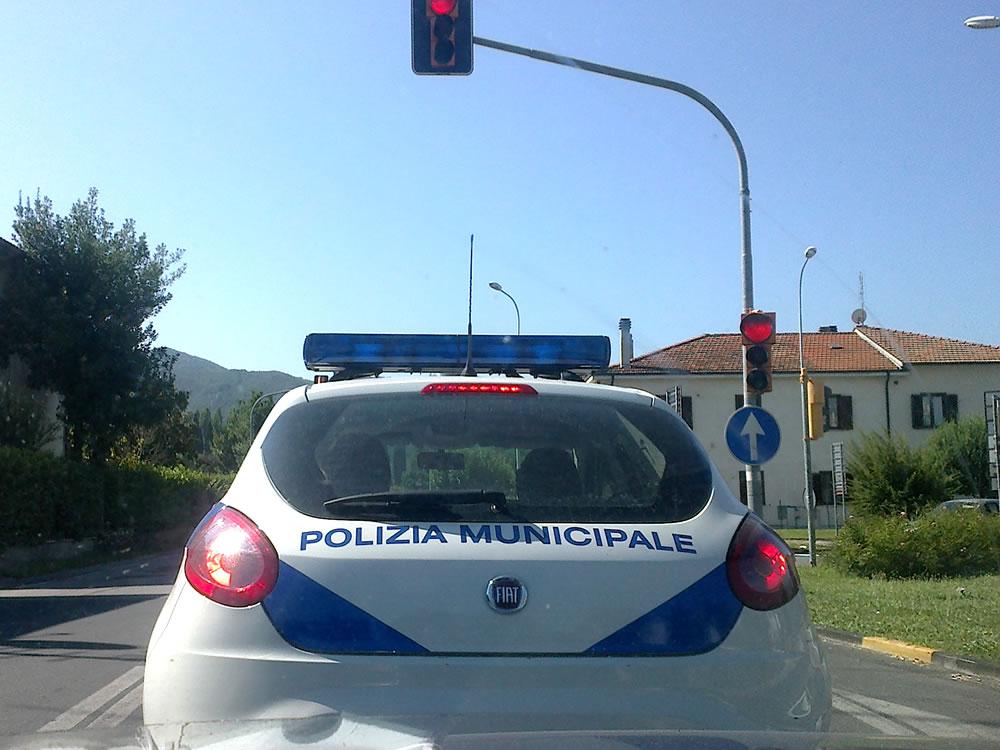 Polizia municipale di Rieti