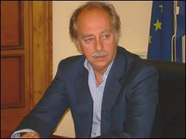 Il presidente Stefano Palombi