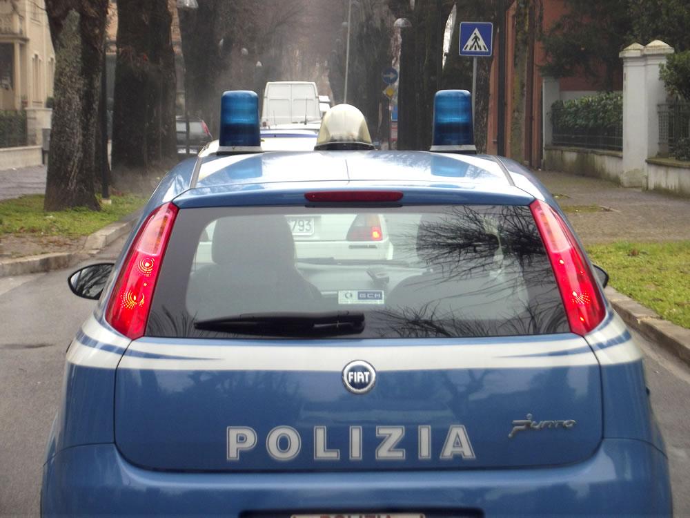 Polizia stradale di Rieti