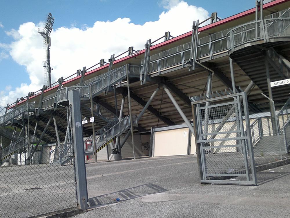 Stadio Centro D'Italia Manlio Scopigno