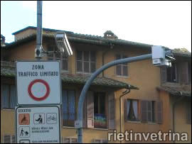 Ztl Comune di Rieti