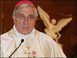 Il Vescovo di Rieti Mons.Delio Lucarelli