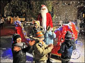 Regione Lazio, Natale è per tutti