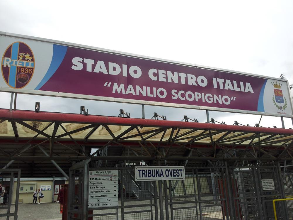 Stadio Manlio Scopigno