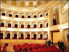 Teatro Flavio Vespasiano a Rieti
