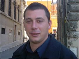 Matteo Simeoni, PDL Comune di Rieti