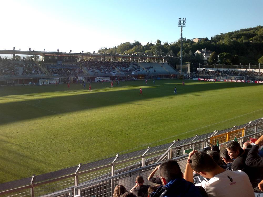 Stadio Scopigno di Rieti