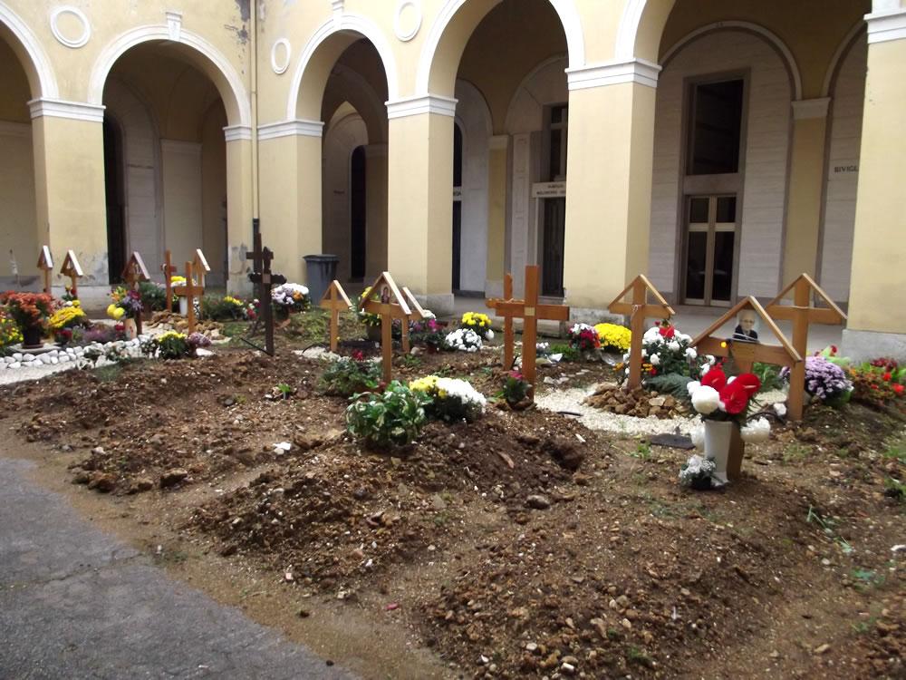 Cimitero comunale di Rieti