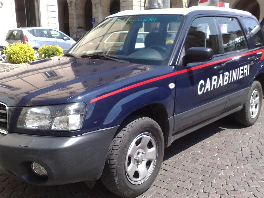 Carabinieri di Poggio Mirteto