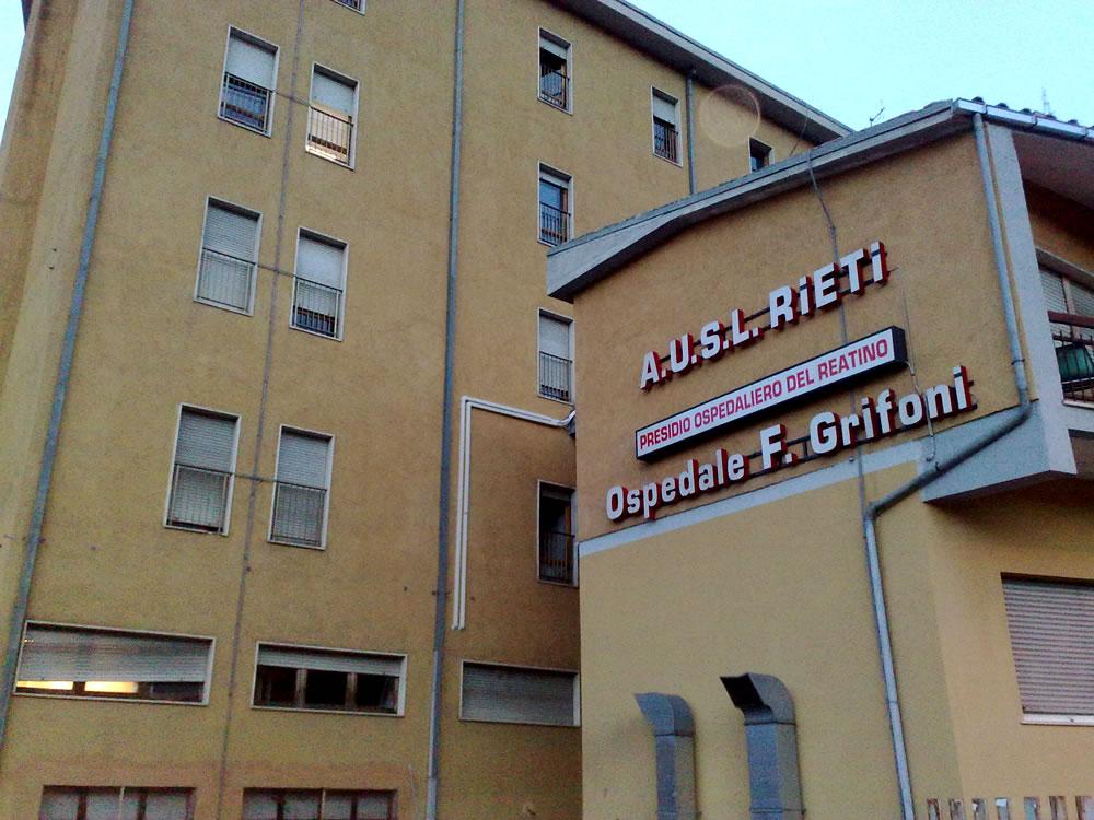 Ospedale Grifoni di Amatrice