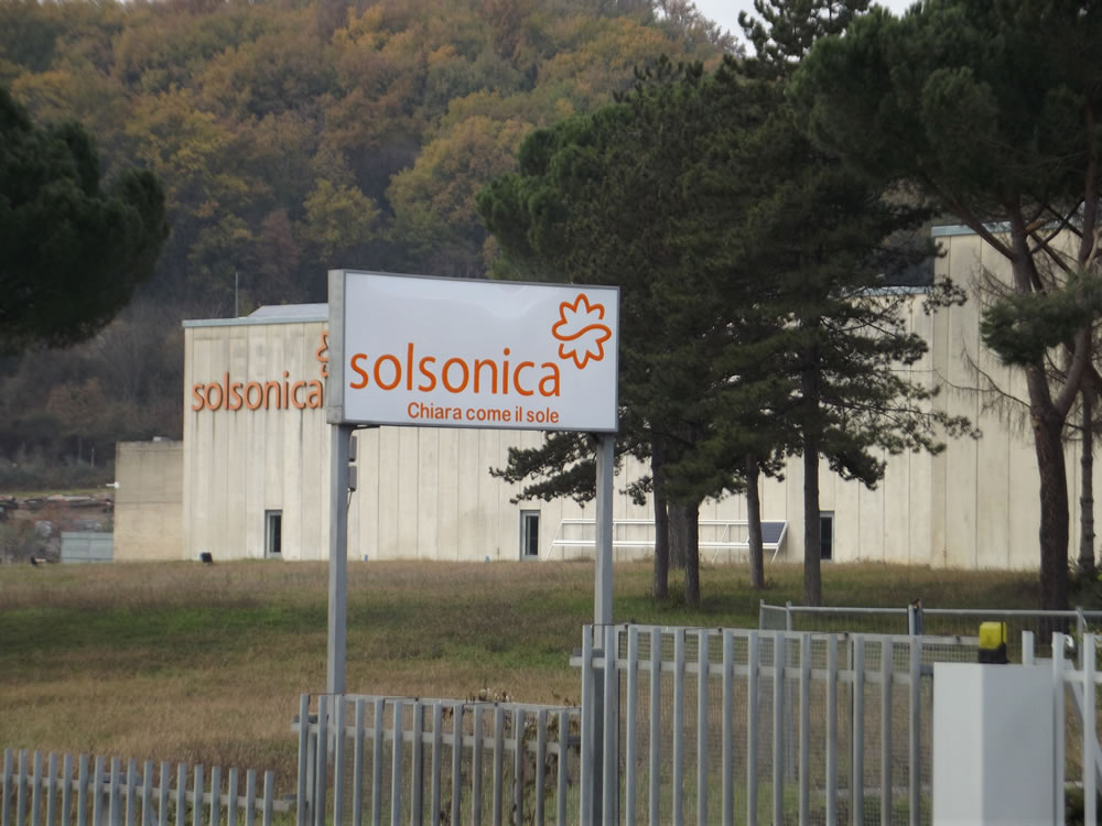 Solsonica Rieti