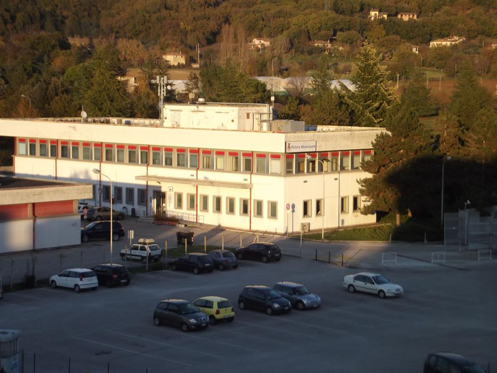 Comando Polizia municipale di Rieti