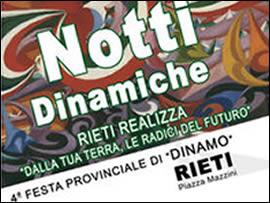 Notti Dinamiche 2010
