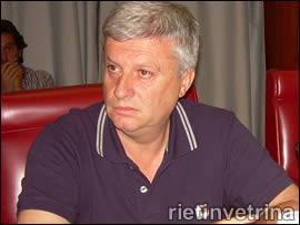 Vincenzo Lodovisi, coordinatore provinciale PD