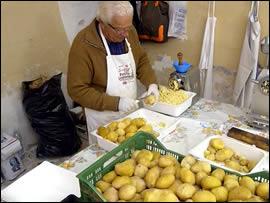 Sagra della patata a Leonessa