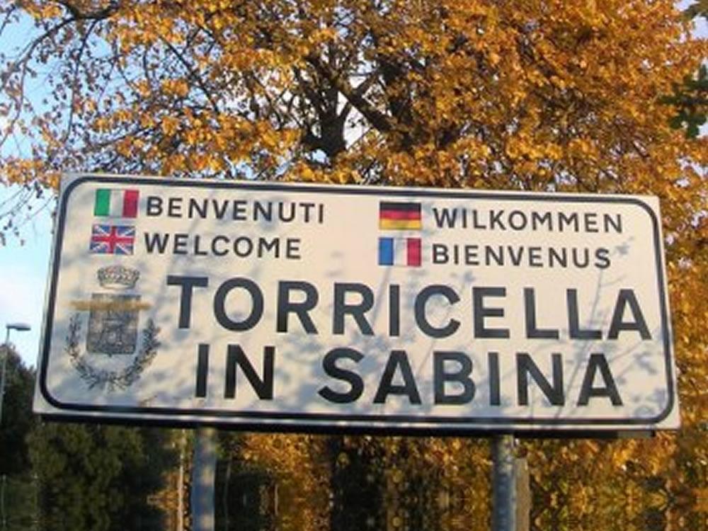 Torricella in Sabina, provincia di Rieti