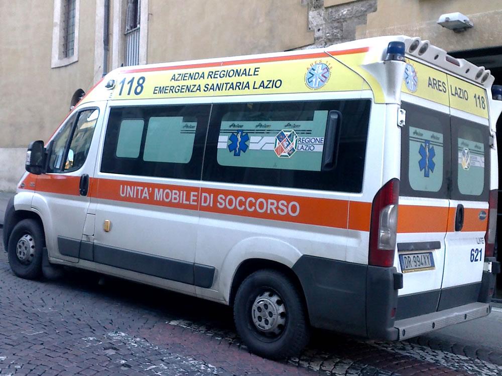 ARES 118 di Magliano Sabina