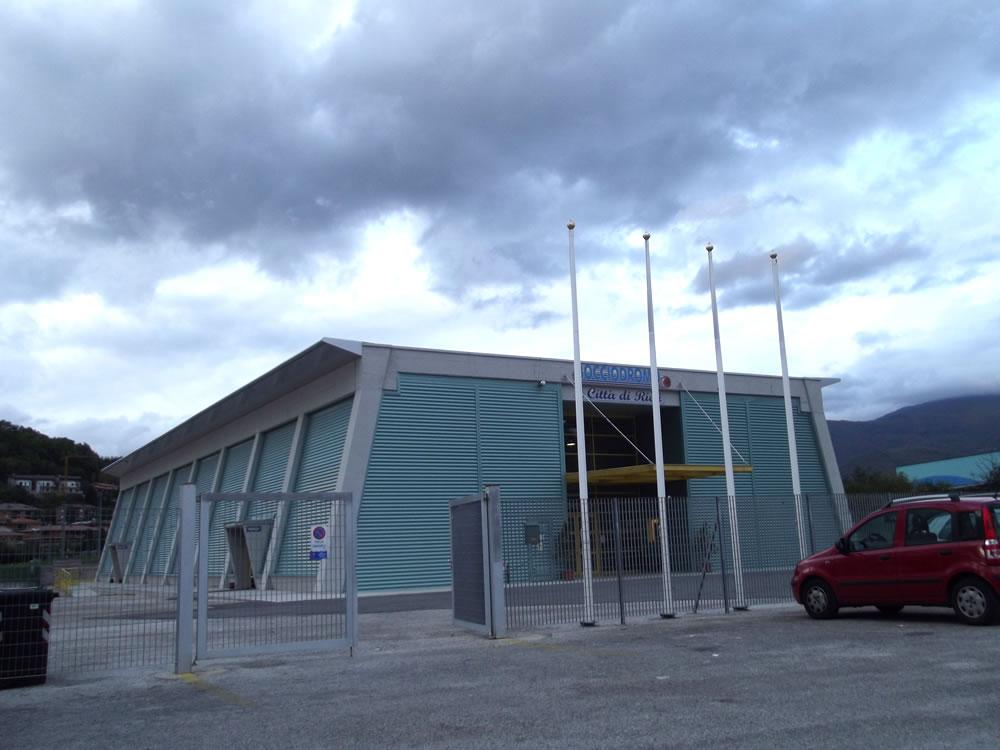 Bocciodromo di Rieti