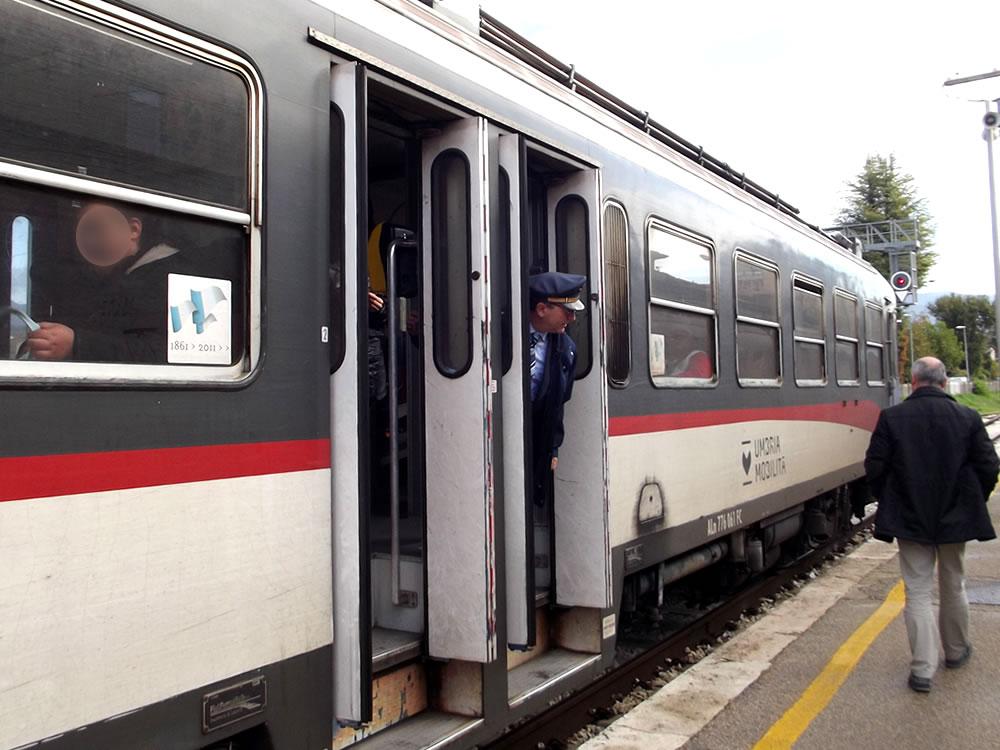 Stazione ferroviaria di Rieti