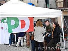 PD, raccolta firme primarie centrosinistra