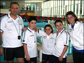 Atleti alle gare FIPSAS