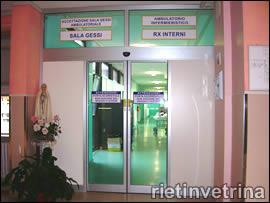 Ospedale San Camillo De Lellis Rieti