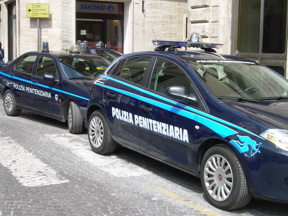 Polizia Penitenziaria del carcere di Rieti