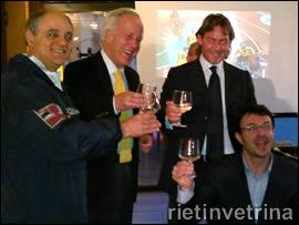 Brindisi promozione in serie A1