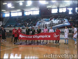 Special Olympics Rieti