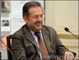 L'assessore Gianfranco Formichetti