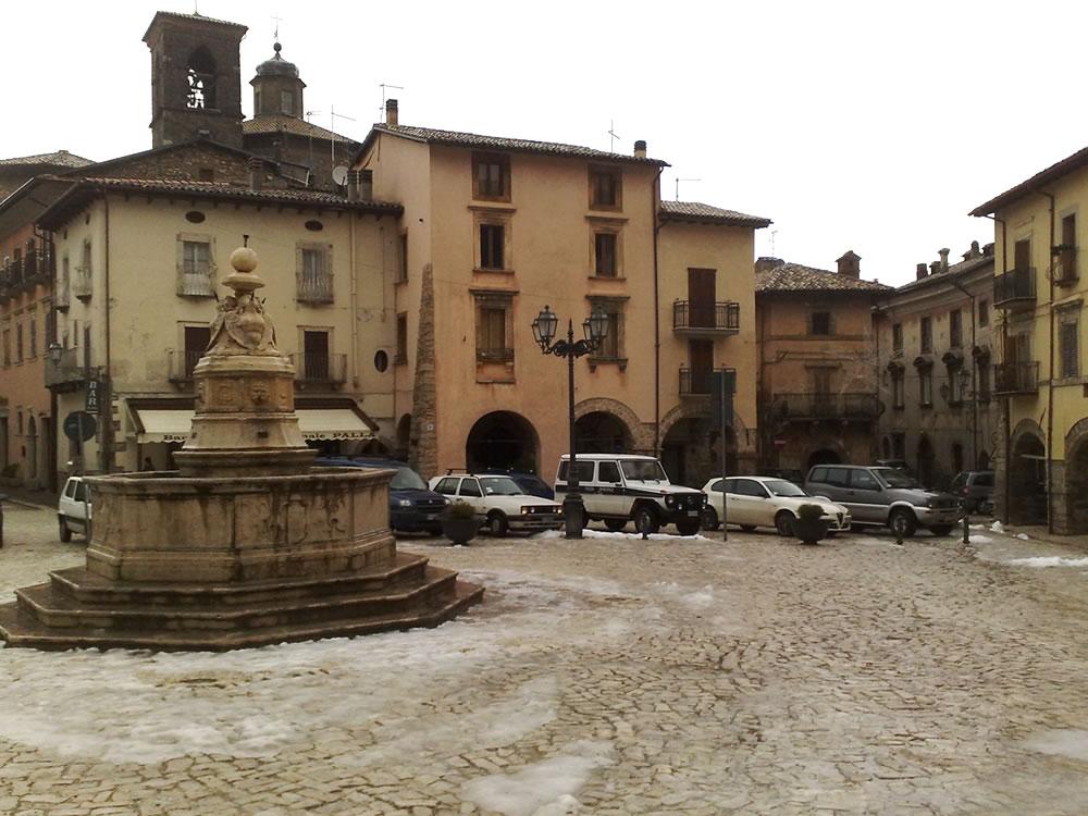 Leonessa in provincia di Rieti