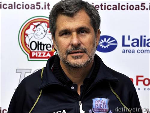 Miki il nuovo allenatore Real Rieti