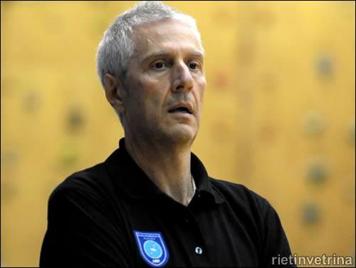 Real Rieti calcio a 5, il nuovo allenatore Fuvio Colini