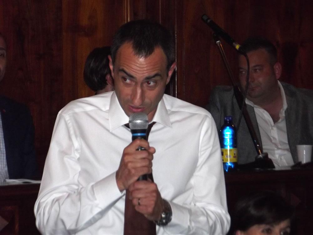 Consigliere comune di Rieti Bernardino De Marco