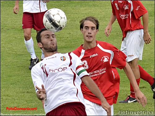 FC Rieti - Cecchina