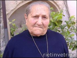 100 anni di Angela Alfonsi di Fiamignano