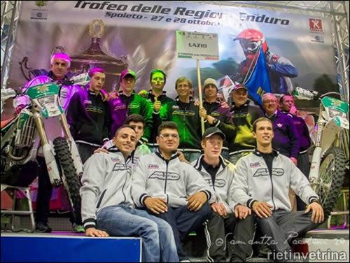 Trofeo delle regioni Enduro