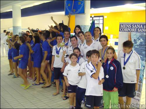 Finale nazionale ASI a Campoloniano Rieti