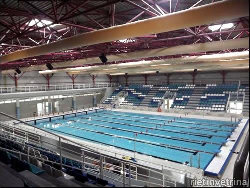 Rieti, piscina provinciale a Campoloniano