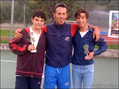 Rieti, Tennis club mirtense e tennis club la foresta