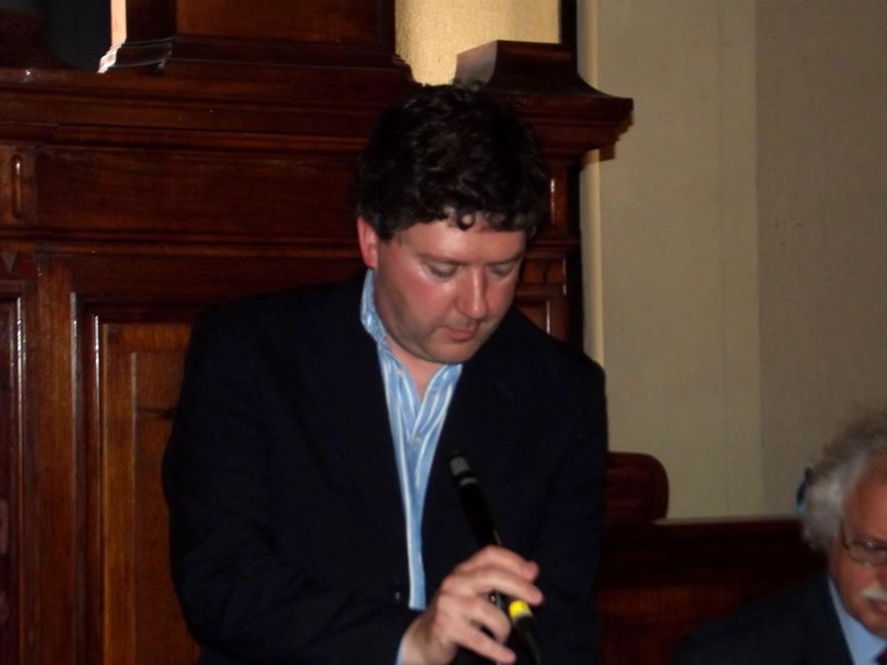 Giampiero Marroni, Presidente del consiglio comunale di Rieti