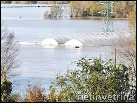 Inondazione Magliano Sabina