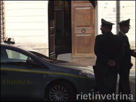 Guardia di Finanza di Rieti