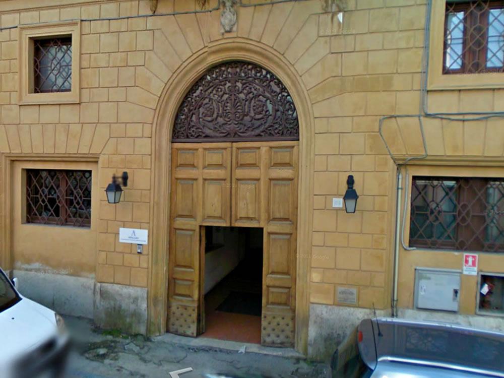 Arpa Lazio, sede di Rieti
