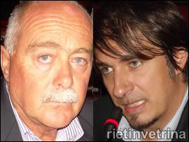 Fabio Refrigeri e Giancarlo Felici