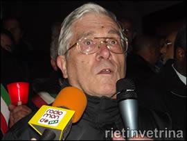 Monsignor Delio Lucarelli, Vescovo di Rieti