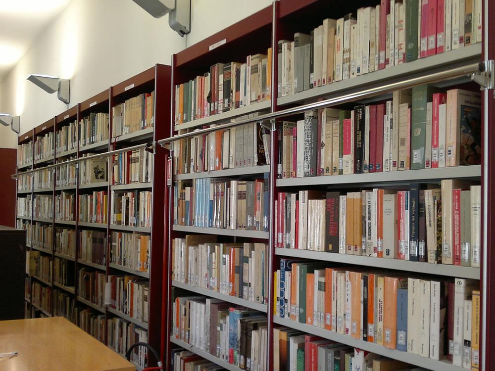 Biblioteca Paroniana a Rieti