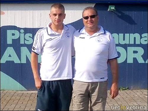 ASD Nuoto Rieti - Mirko Mariani ai campionati estiti 2013