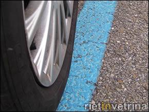 Saba, parcheggi a pagamento a Rieti